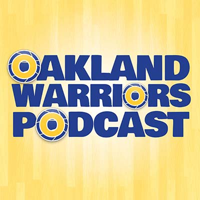 Subscribe to the Oakland Warriors Podcast